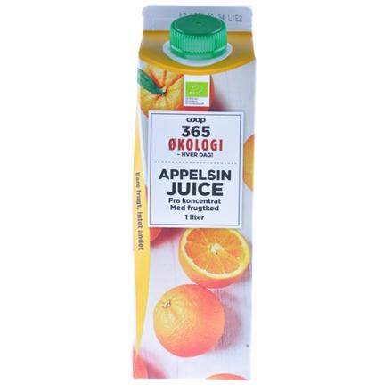 sukkerfri juice