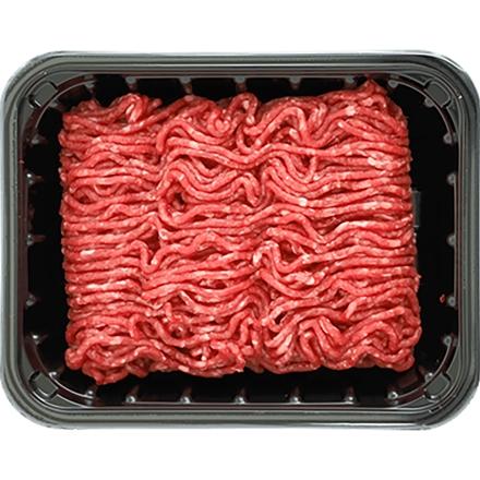 hakket økologisk oksekød
